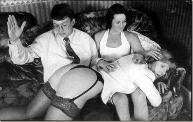 married spank play